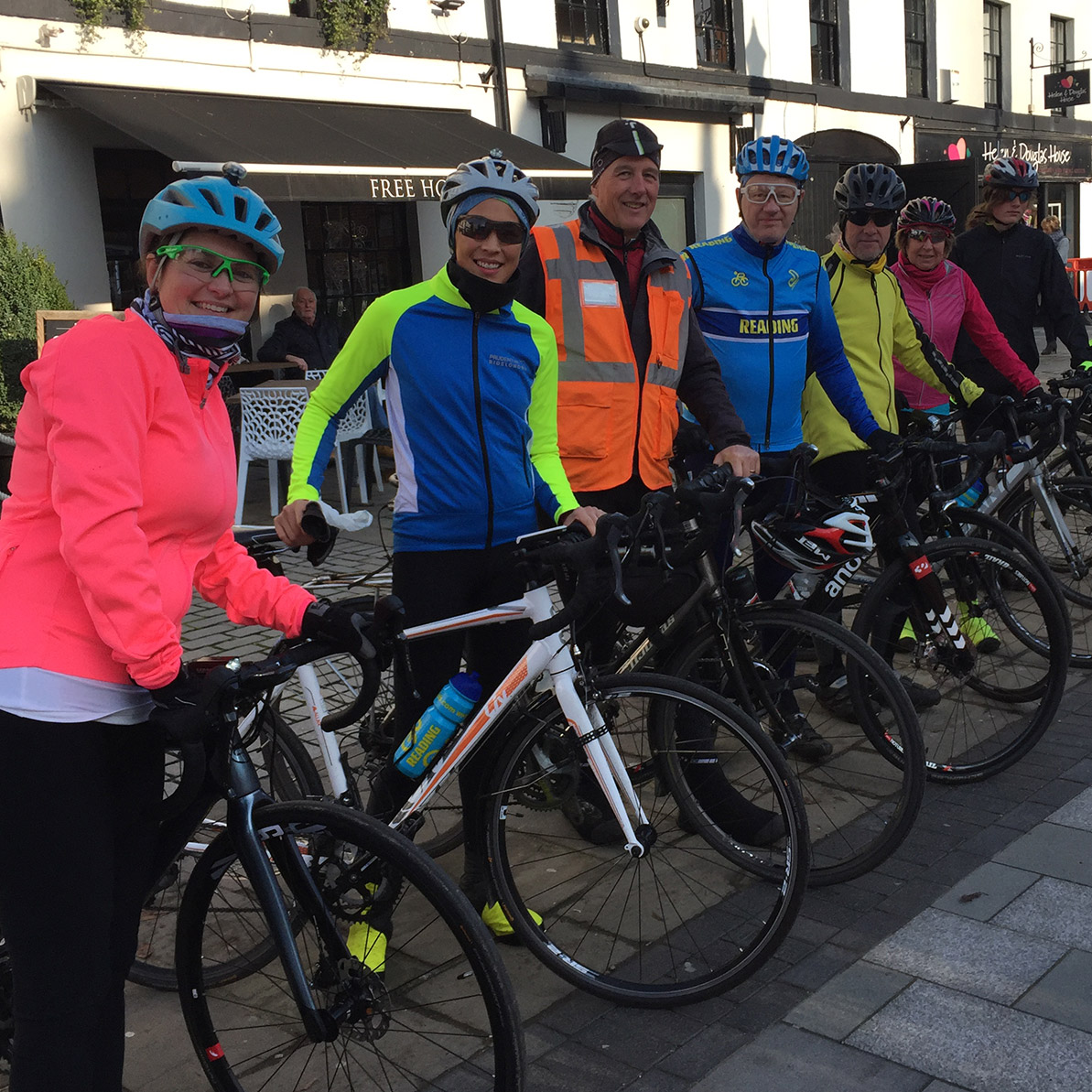 Audax - Accessible events for the casual rider