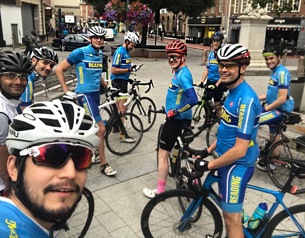 Reading Cycling Club Rides